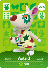 Amiibo 276 Astrid