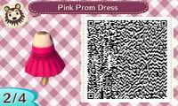 Pink prom Dress 24
