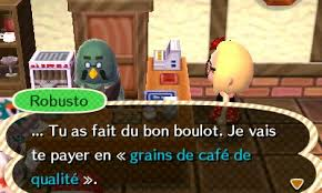 Animal Crossing New Leaf Que Faire Avec Le Caf Ef Bf Bd