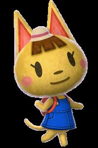 Cathie | Animal Crossing Wiki | FANDOM powered by Wikia