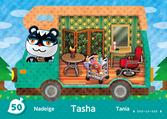 W Amiibo 50 Tasha