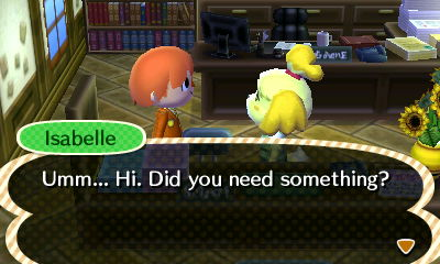 File:Talking Directly to Isabelle.JPG