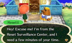 Resetti at Reset -1