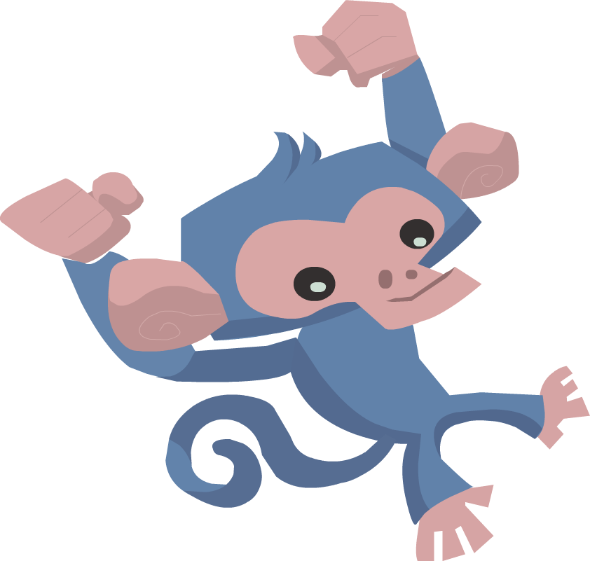 Image Monkey From Sky High Png Animal Jam Wiki