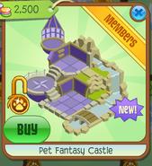 Pet Fantasy Castle 1