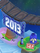 New-Year's-Party 2013 Den-Item-Shop