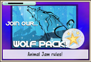 JAG Join Our Wolf Pack