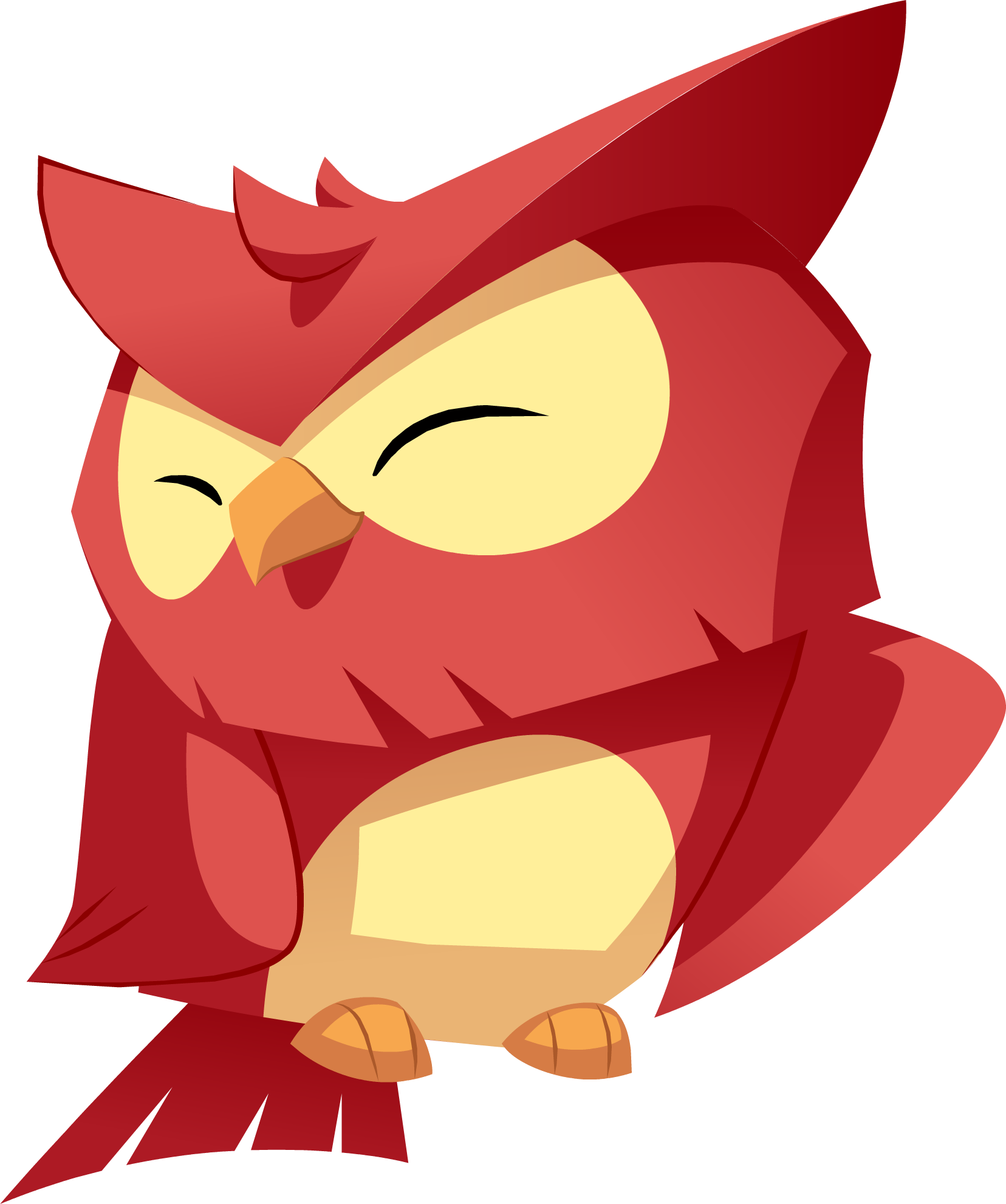 Image - Red Owl.png | Animal Jam Wiki | Fandom powered by ...