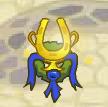 A pop-up Trophy