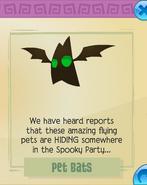 Pet bat jamaa journal1