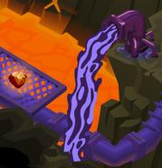 Greelys-Inferno Lava-Crystal