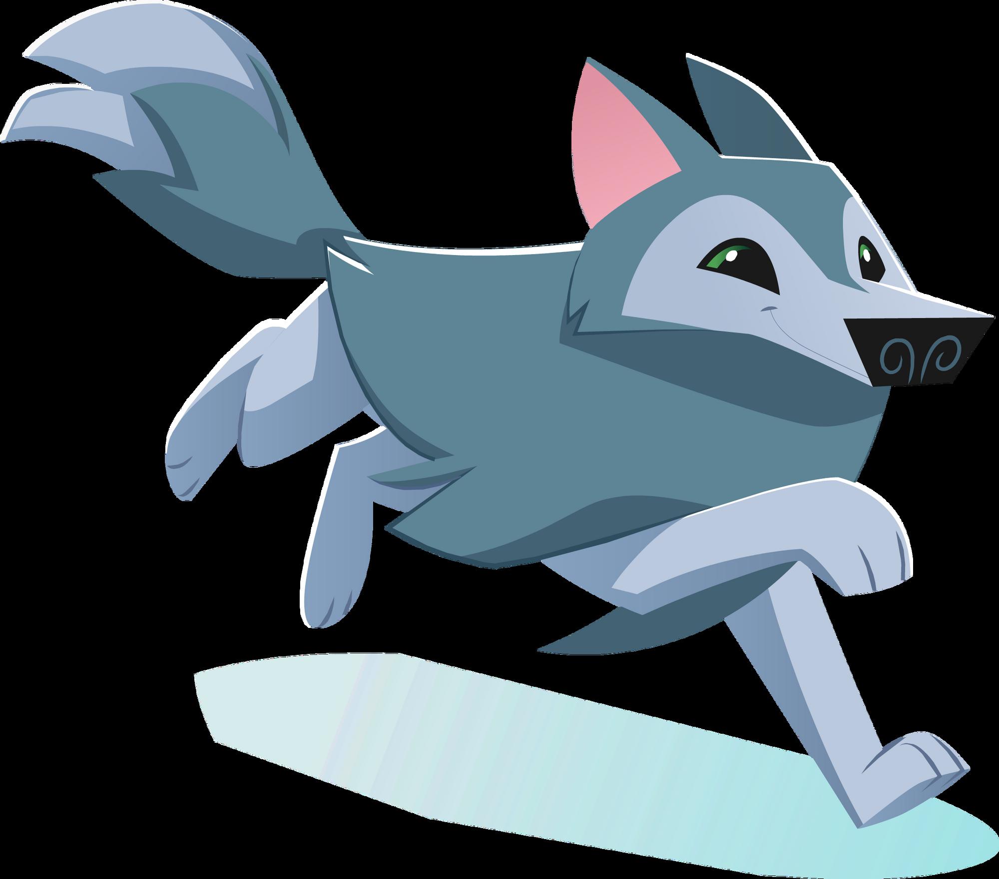 Image - Arctic wolf graphic.png   Animal Jam Wiki   FANDOM ...