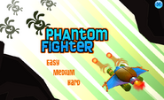 Game Menu of Phantom Fighter