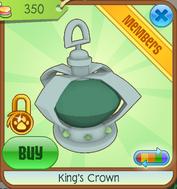 Shop Kings-Crown Green