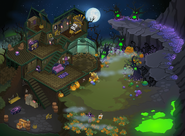 Spook party panorama 2016