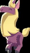 Yellow Llama