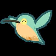 Hummingbirdblue