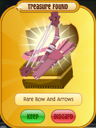 Bitter-Sweets Spider Rare-Bows-And-Arrows Pink