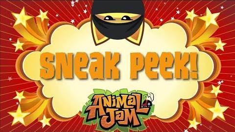 Animal Jam Sneak Peek!