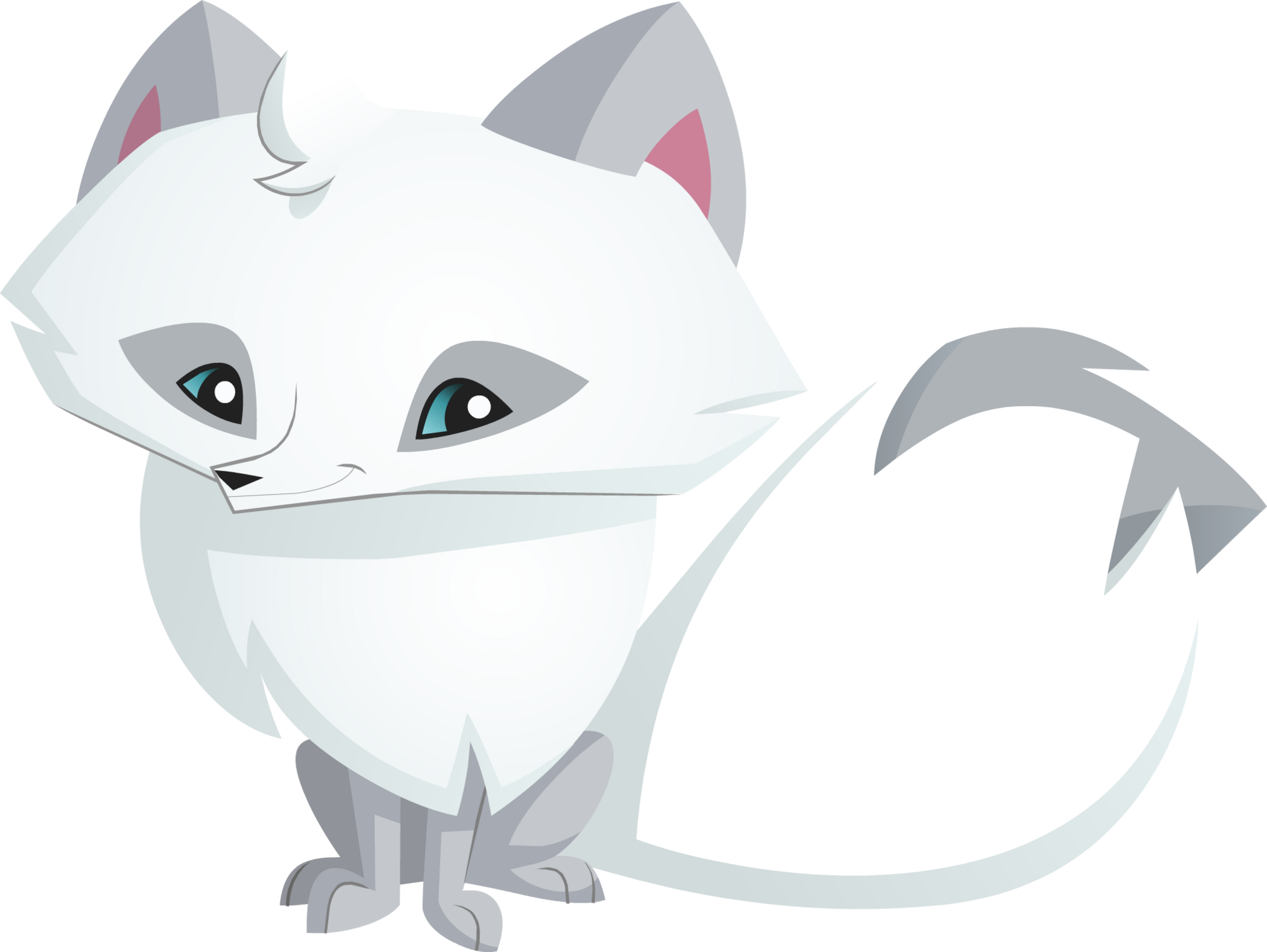 Image - Arctic Fox Graphic 2.png | Animal Jam Wiki ...