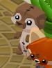Otter plushie