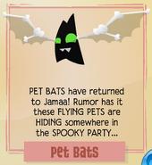 Jamaa-Journal Vol-156 Pet-Bats