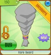 Leap-Year-Accessories Rare-Beard