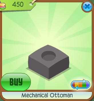 Animal Jam Mechanical Ottoman Mechanical Ottoman Animal
