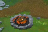 Sarepia-Forest Campfire