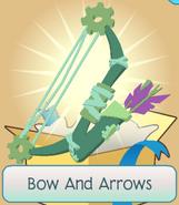 Jamaaliday-Gift 2011 Bow-And-Arrows Green crop