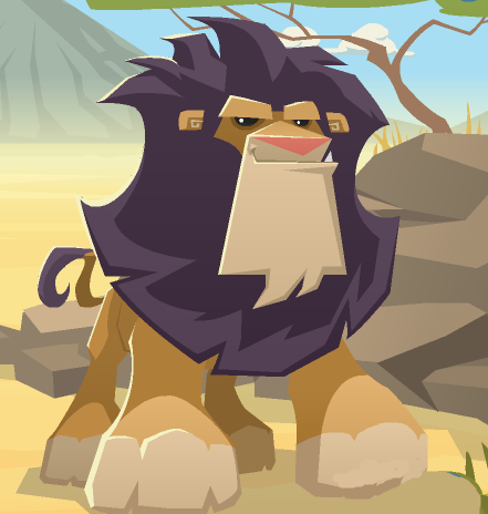 Lion animal jam wiki fandom powered by wikia - Animaljam wiki ...