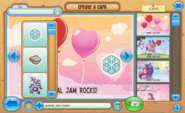 Create-a-Card New-Layout