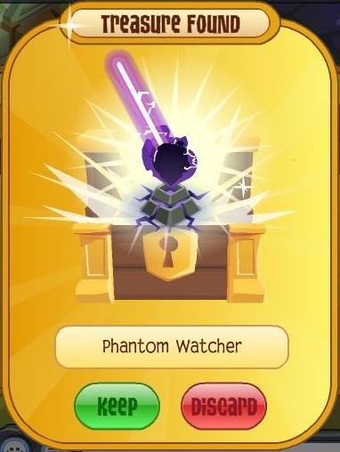 how to get phantom armor aj