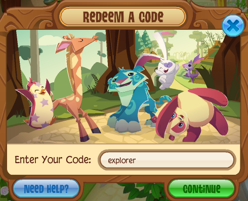 Codes animal jam wiki fandom powered by wikia - Animaljam wiki ...
