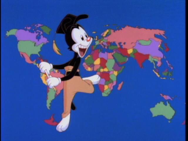 Animaniacs:Nations Of The World Lyrics   LyricWiki ...