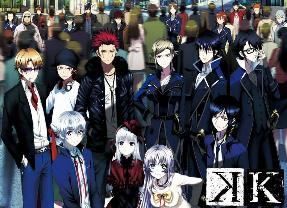 K-Project — Anime Characters Fight вики