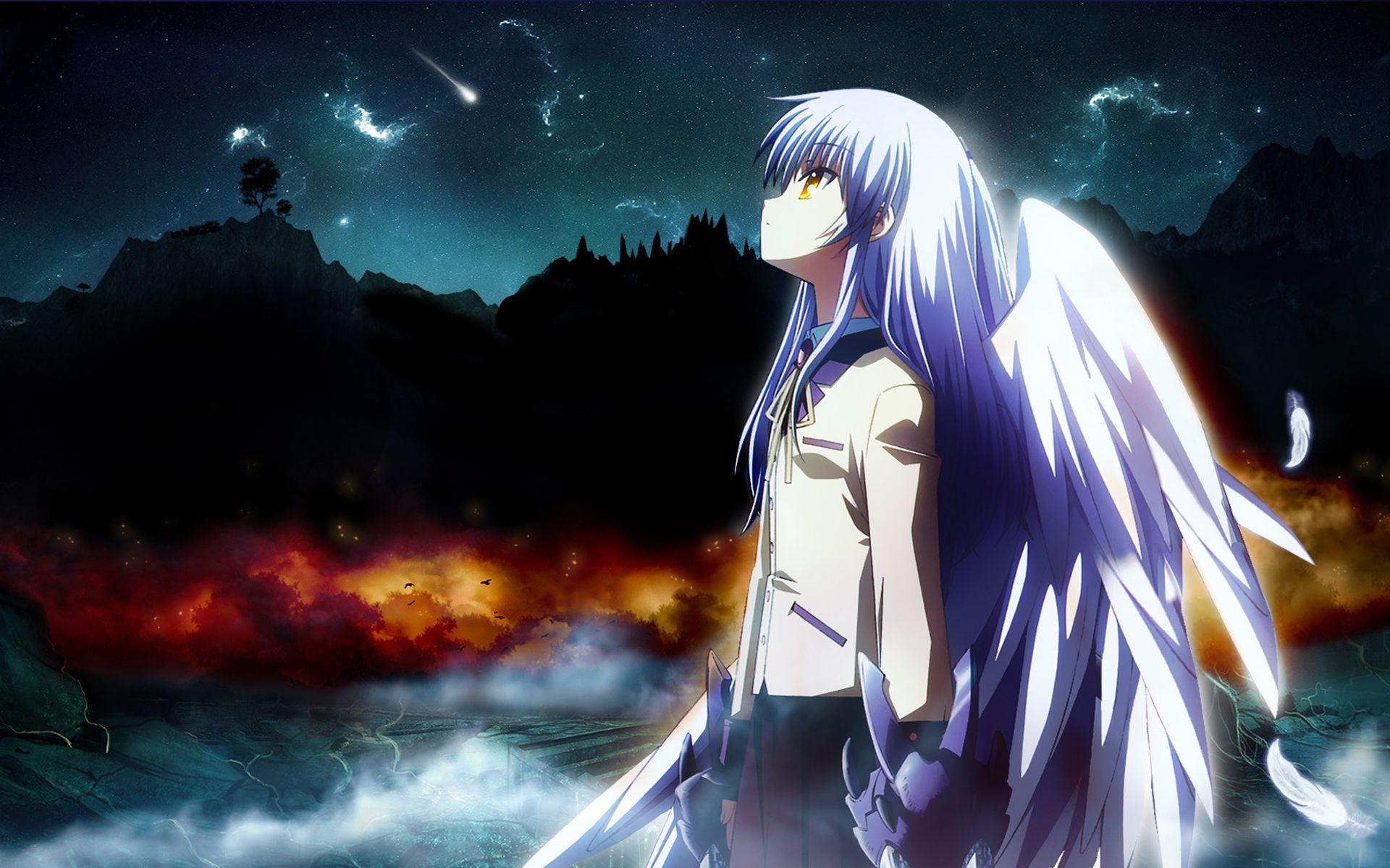 Файл - Angel-beats-wallpaper-7.jpg — Anime Characters Fight вики