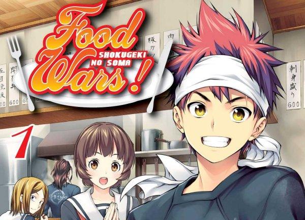 Food Wars Wiki