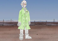 Lbt human cyborg sharptooth by animedalek1-d6ns5cc
