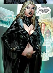 Emma Frost (Earth-616) 000