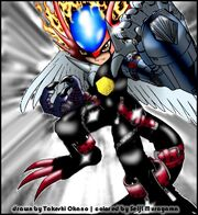 Supergod neo digimon colored by supergod neo rp-d34wegt