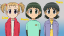 Mikan's Gradeschool Friends Art