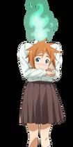 Kyouko Machi Anime Concept Art