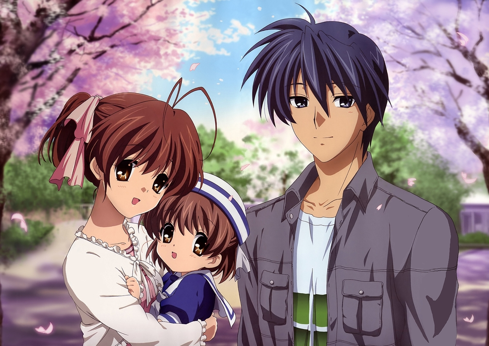 bs to clannad