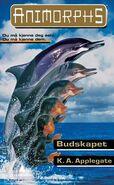 Animorphs 4 the message Budskapet Norwegian cover