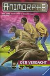 Animorphs 24 the suspicion german cover der verdacht