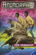 Animorphs 24 the suspicion german cover der verdacht