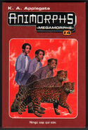 Animorphs meg 4 the forgotten catalan