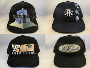 All four American Needle Animorphs baseball caps hats