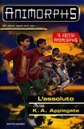 Animorphs 51 the absolute l'assoluto italian cover